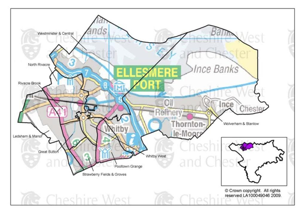 Cheshire West and Chester Council Topic Paper Ellesmere Port 1
